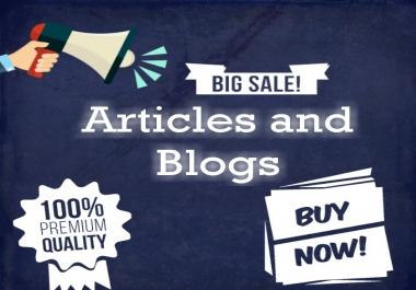 Provide you Unique Plagiarism free blogs and content 2000 words
