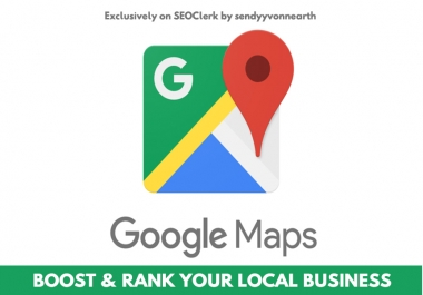 1500 Bookmark Help Local Business Ranking On Google Maps