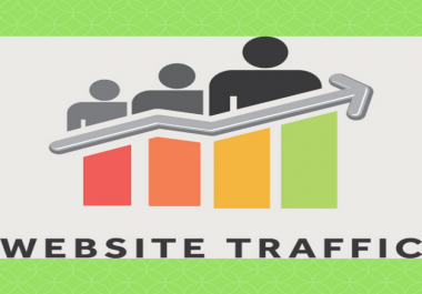 Get 2000 website traffic to Boost Your Ranking