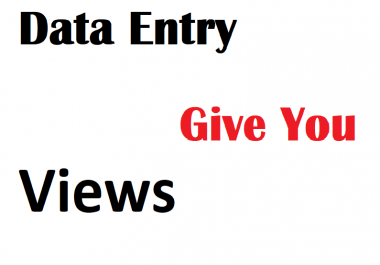 100k  Data Entry Web Research
