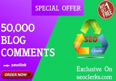 do 50,000 gsa search engine ranker blog comments backlinks