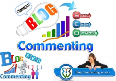 1000 Blog Comments Backlinks From High Quality Blogs
