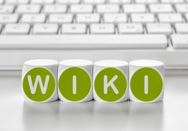 1000 Wiki backlinks Mix Profiles & Articles BackLinks