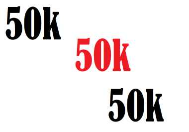 Fast 50,000+ Ad-sense Safe Vie- ws High Retention & Non Drop