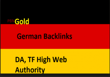 Pbn German Deutsch Backlinks Guest Post Germany SEO