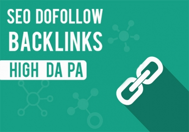 I make 10 High Pr Dofollow Seo Manual Da95 Backlinks Link Building