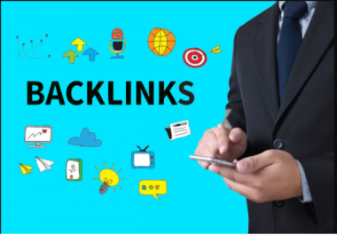 Create 100 Manual SEO Backlinks,For You