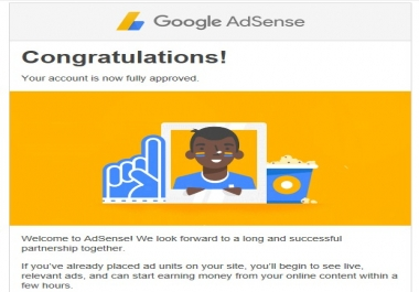 Method To Adsense Approval in 24h - 48h