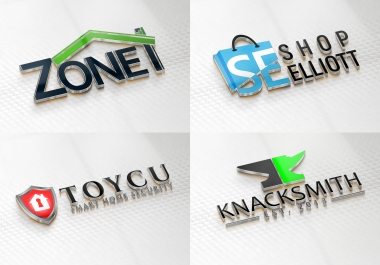Design Unique Luxurious Logo Within 24 Hours