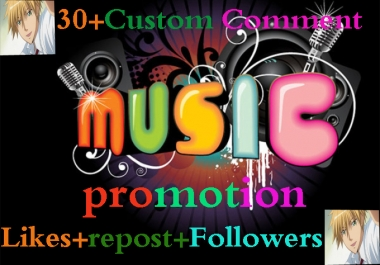 Best Real High Quality Music Promotion