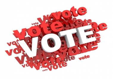 Give 200+ different IPs Votes For Any Voting Contest Within 24 hours