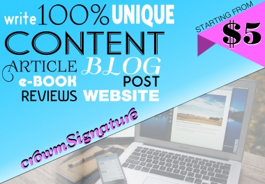 Write EFFECTIVE 1000 words ARTICLE CONTENT for your SITE