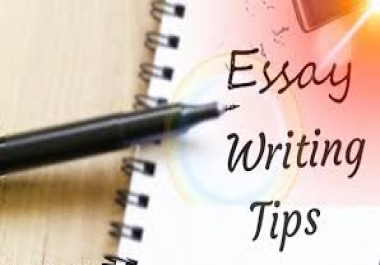 I provide you a best Essay writing 1000 words only in $5