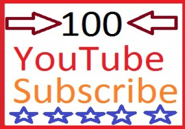 100+ YouTube Subscribers Or 23 Custom Comment Or 325 Likes