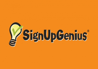 Provide you 18 real signups