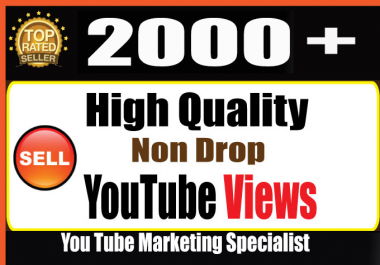 Get 2000 To 3000 High Quality Vie,ws Fully Safe Instant Start