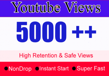 instant 5000 to 6000 Youtube Views Safe Nondrop with extra service 1k 2k 3k 4k 5k 6k 7k 8k 9k 10k 15K 20K 25K 40K 50K 100K Or 1,000 2000 3000 4000 15000 7000 8000 10,000 50,000 20000 30000 40000 200K