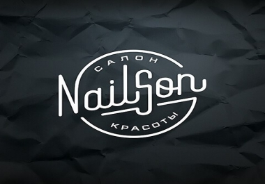 I will design modern fashion logo