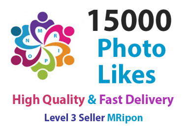 Get Instant 15000 High Quality Social Photo Post Likes