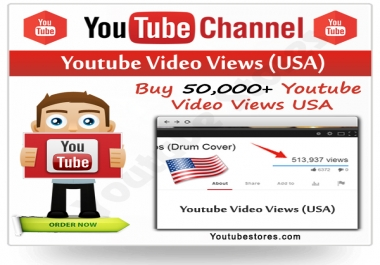 Adsense Safe 200+ Real USA Youtube Video Share to promote Your youtube Channel