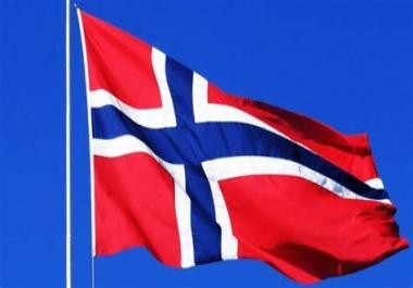 English to norwegian translation