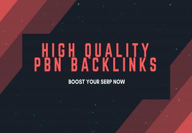 5 Manual HQ Homepage PBN Post HIGH TF CF DA PA 30+ to 20 Dofollow Homepage PBN Backlinks