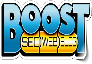 POWERFUL SEO BOOSTER with HIGH PR web2.0 web packages & High Authority Back-links""