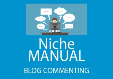 60 Niche Relevant Manually High Quality Backlinks On High Da 35