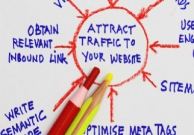 Send You The Best Traffic Generation Course Available on the Internet