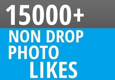 Start Instant 15000+  Likes OR Views HQ Fast and Stable Lifetime