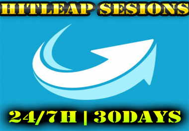 Hit.Leap RUN Viewer Session 24/7 30Days