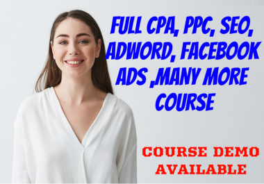 A to Z Full CPA Marketing Course - Zero to Hero - All course AVailable