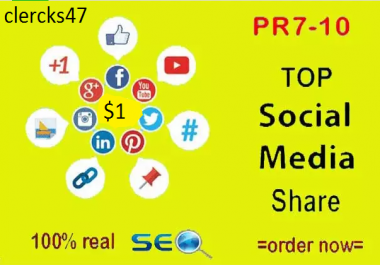 i can share 3100 Top social site by your content