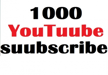 safe 1000 channel subscribe non drop lifetime gurenteed 12-24 hours in complete