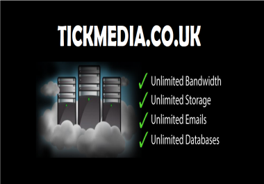 5 Years Web Hosting with Unlimited Allowances & SSL