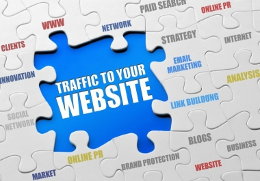 10k REAL HUMAN LOW BOUNCE RATE TRAFFIC