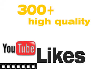300+YouTube Video Likes Non Drop Gureanteed New Youtube Update OR 700+ Youtube NON drop Subscribers Manually Given complete very fust  24-36 hours