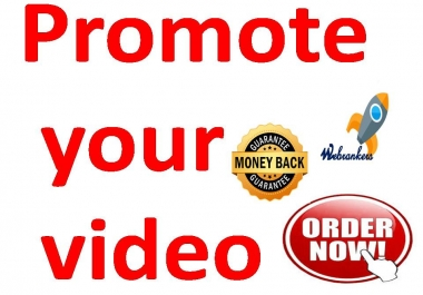Promote  your video  with Best video seo and put on YouTube top