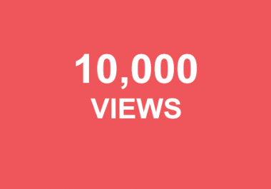 Organic Video Views Promotion Safe Super Fast Speed