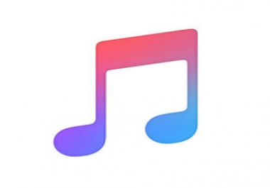 Upload songs to iTunes, Tidal, Google Play, etc. for CHEAP