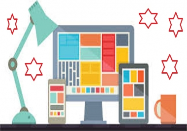 Do Convert your HTML to PSD fully Best responsive