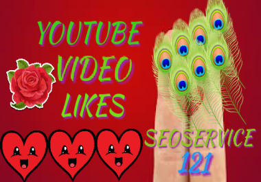 Get 1000-1100 Non Drop video Likes 6-24 Hours deliver