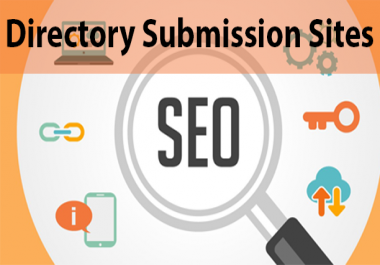 50 Directory Submissions Services NO Spam