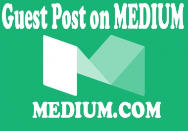 Publish Guest Post on Medium.com-DA-93