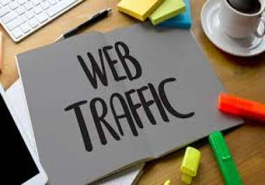 Daily 1000 Real Human and Adsense Safe Organic Traffic for 30 Days