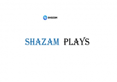 I can promote your any Shazam account or tracks and Musice 5000+ Shazam Pl-ays