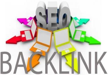 Get Fast 20 High PR SEO Authority Backlinks