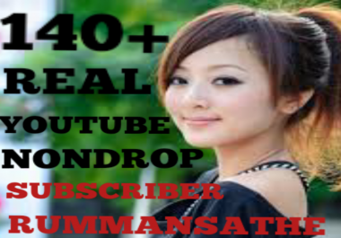 instance 140+ subscribe non drop from channel very first delivery 24 hours