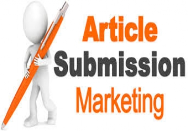 35 High PR Dofollow Article Submission Services With Approval Live Link