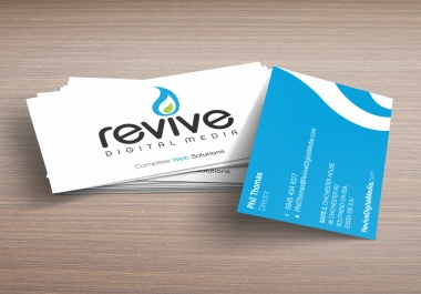 Best business cards produced hear!